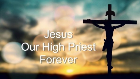 """Jesus Christ, Right Now, Is Our """"Priest Forever"""""""