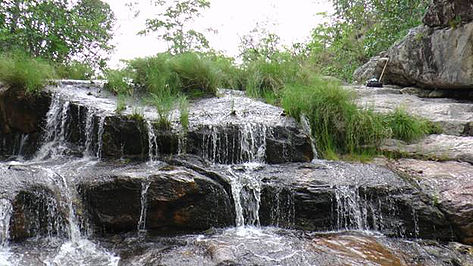 Our Water Flows From The Sanctuary